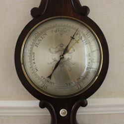 barometer recalibrating altitude correction convert inches millibars rh horologica co uk Airguide Barometer Repair Airguide Barometer Manual